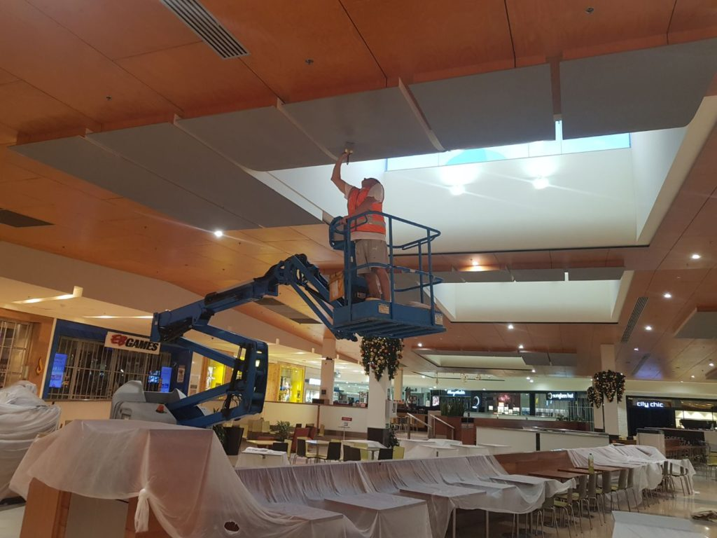 Midland – Midland Gate Shopping Centre – Commercial Painting -Creative Painting Perth