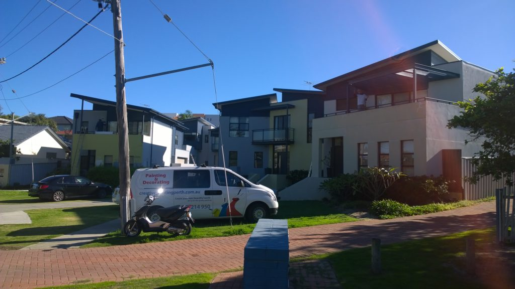 Scarborough – Residential Painting – Creative Painting Perth